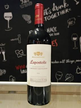 Lapostolle Casa Grand Selection Cabernet Sauvignon 2014
