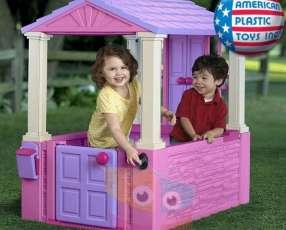 Casita de Juego Mi Primera Casita American Plastic Toys
