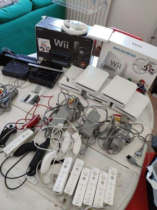 Reparación de Nintendo Wii Wii U y accesorios - 3