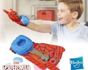 Guante Lanza Telarañas Spider-Man Hasbro