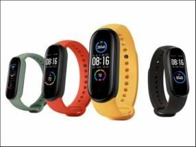 Reloj Xiaomi Mi Smart Band 5