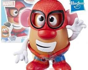 Sr. Cara de Papa Spider-Man Marvel Playskool Hasbro