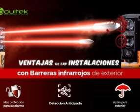 Barrera infrarroja