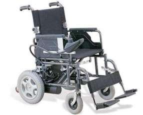 Silla de ruedas motorizada fried