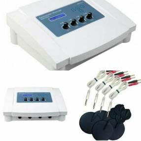 Electroestimulador multiondas de 4 canales