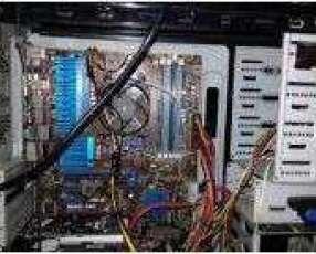 Servicio Tecnico Especializado en NOTEBOOK Y PCs