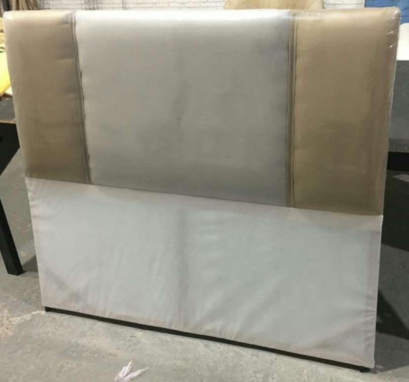 Cabeceras tapizadas sencillas - 0