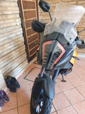 Moto KTM 2018