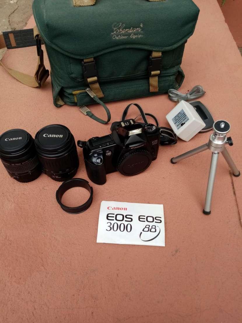 Camara Canon Analógica ( a rollo) - 0