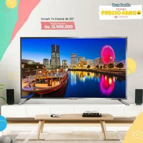 Televisor smart kiland 85