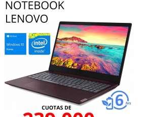 Notebook Lenovo S145 N4000