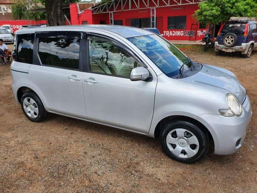 Toyota Sienta 2009 - 6
