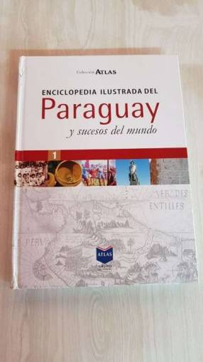 Enciclopedia ilustrada del Paraguay