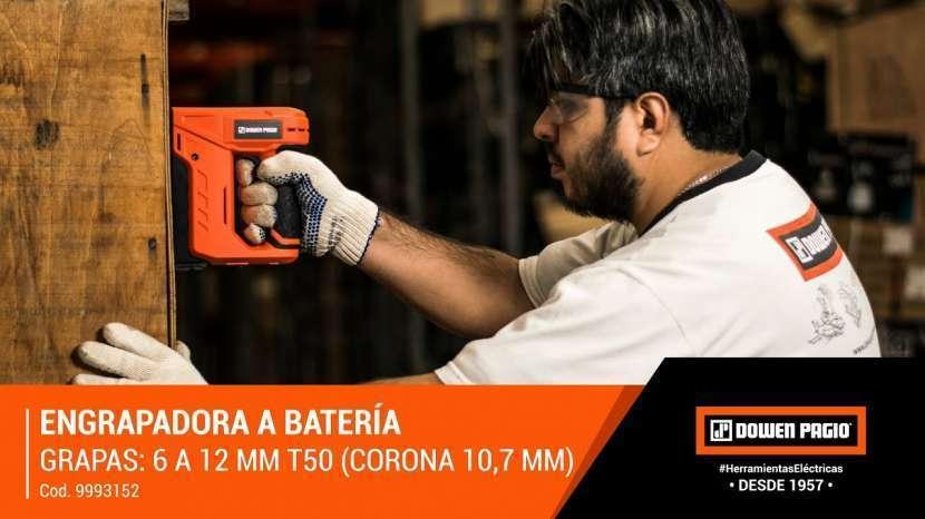 Engrapadora bateria de 3,6V DOWEN PAGIO 9993152 - 2