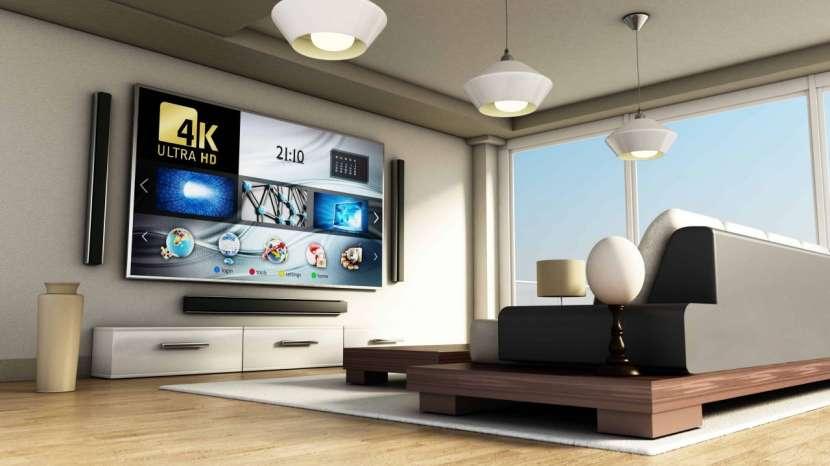 Smart TV Samsung 82 pulgadas 4K QLED UHD Q60R - 0