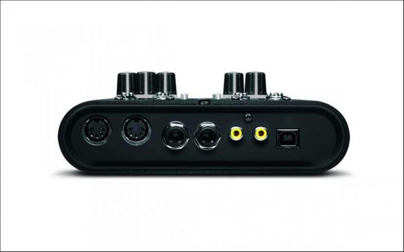 Interfaz M-Audio M-Track Plus portable usb - 2