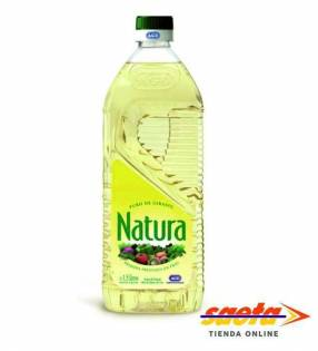 Aceite de girasol Natura de 1,5 lts