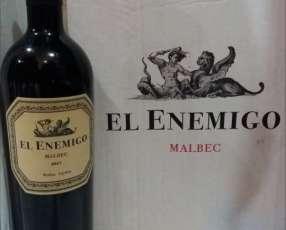 Vino El Enemigo Malvec 2017