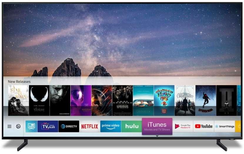Smart TV Samsung 75 pulgadas UHD 4K Serie 7 - 0