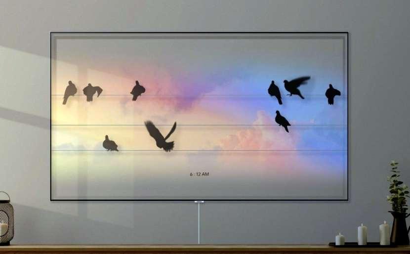 Smart TV Samsung 82 pulgadas 4K QLED UHD Q60R - 1