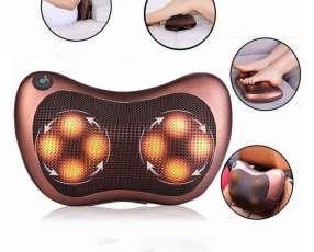 Cojín masajeador infrarrojo shiatsu