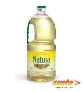 Aceite Natura de girasol bidón de 3 litros
