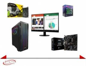 PC Intel Core i5 GTX 1050