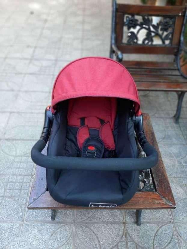 Baby seat Bebeglo - 0