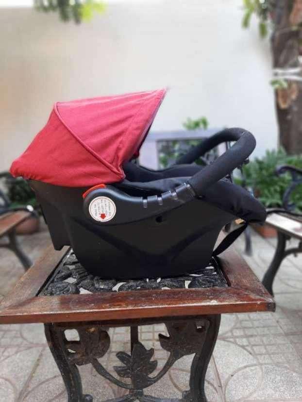 Baby seat Bebeglo - 1