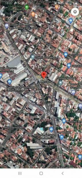 Terreno 2234 m2 zona Mercado 4