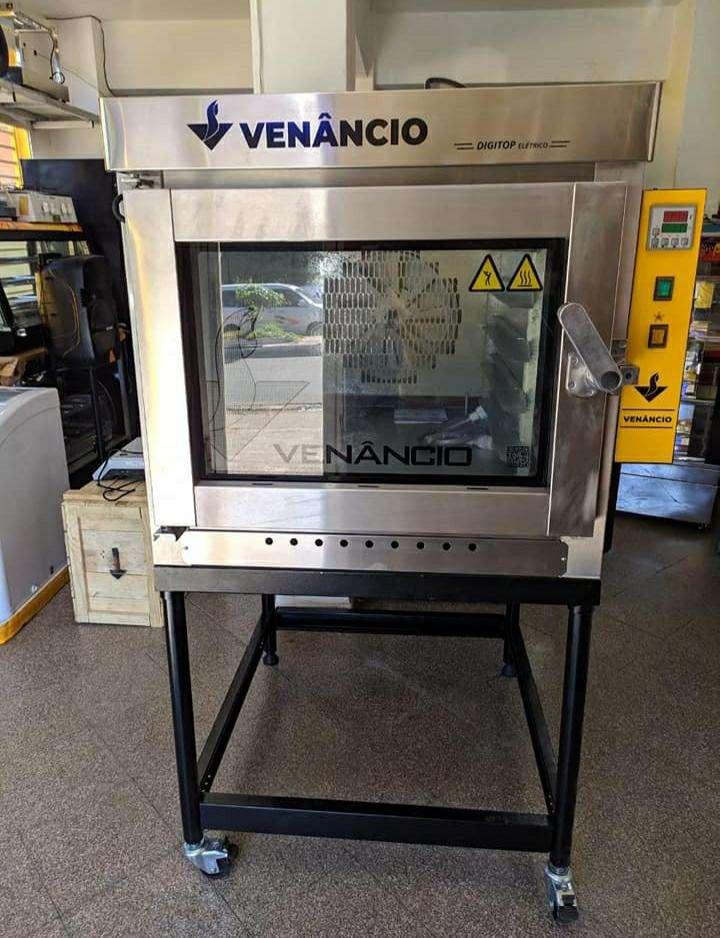 Horno turbo convector industrial venancio - 1