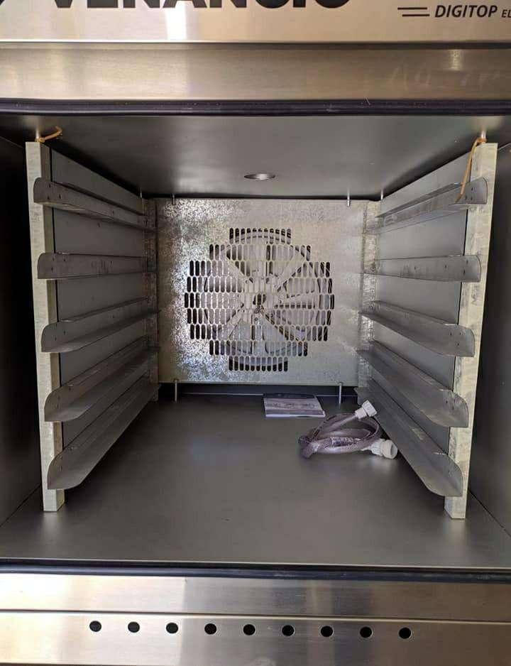 Horno turbo convector industrial venancio - 2