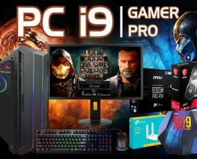 PC i9 Gamer Pro