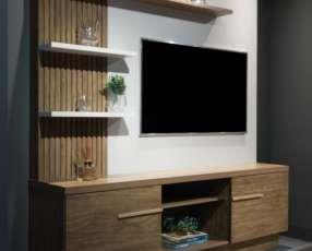 Home Itaipú estante para tv de hasta 50