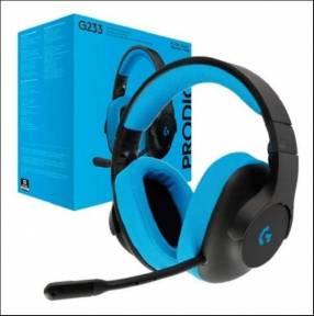 Auricular Gaming Logitech G233 Prodigy