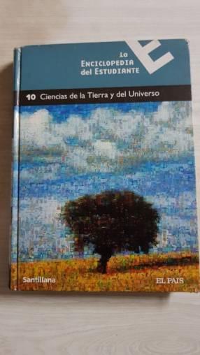 Enciclopedia ciencias de la tierra y del universo.