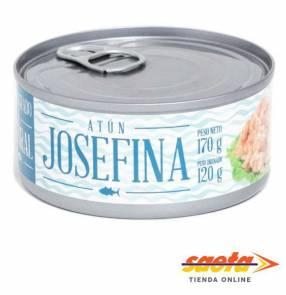 Atún desmenuzado al agua Josefina 170 gramos