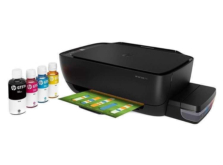 Impresora HP 315 Multifunción - 0