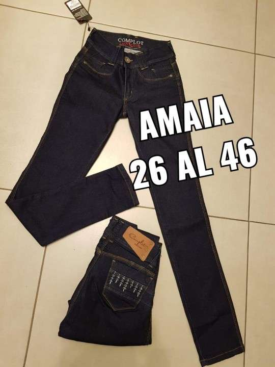 Jeans Complot - 1