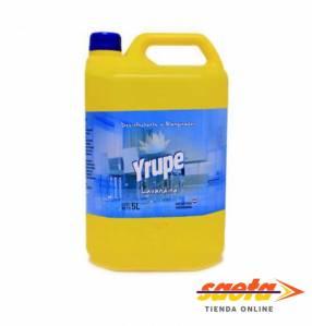 Agua lavandina Yrupe 5 litros