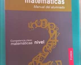 Libro de castellano y matematicas