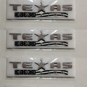 Emblemas adhesivas para camioneta