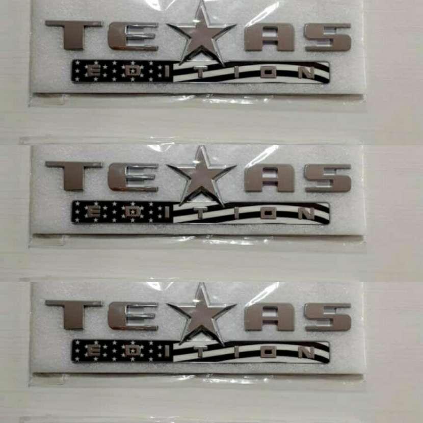 Emblemas adhesivas para camioneta - 0