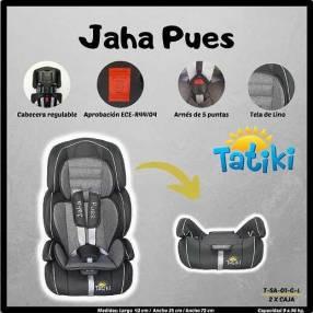 Silla para auto Jaha Pues 9 a 36 kilos cod T-SA-01-G-L
