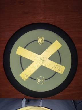 Practice Pad SJC Drums Joshua Dun Limited Edition