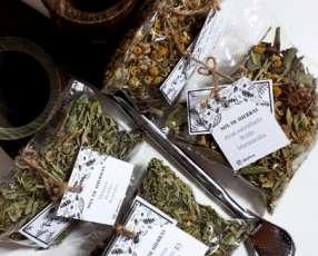 Mix de hierbas medicinales