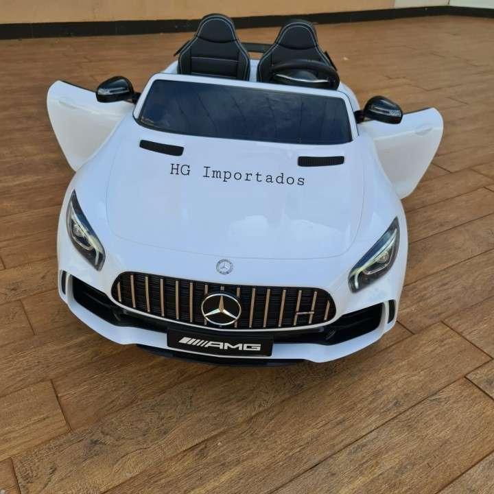 Auto a batería Mercedes Benz - 2