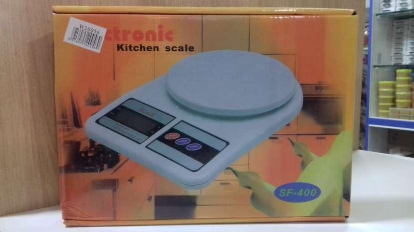 Balanza digital para cocina - 0