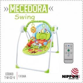 Mecedora modelo Swing control remoto y musical