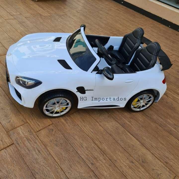 Auto a batería Mercedes Benz - 3